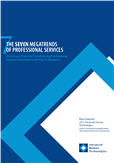 White Paper: The Seven MegaTrends of Professional Services